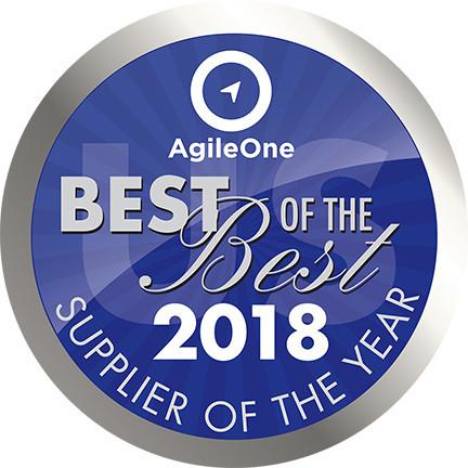 HKA Enterprises Receives AgileOne's 2018 Supplier of the Year Award