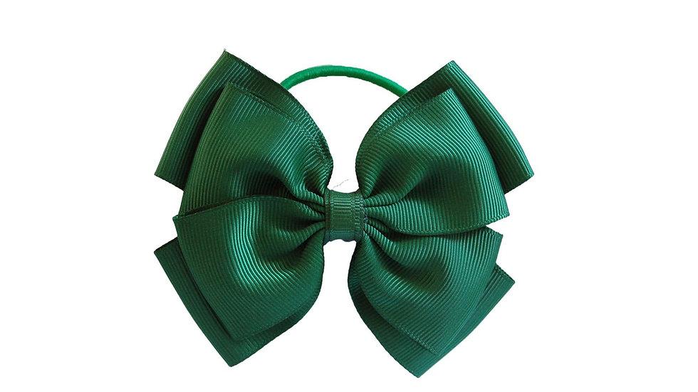 hair bobble green