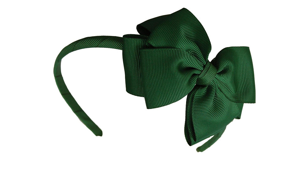 headband green