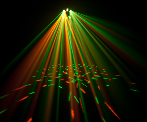 Laser Dance Light swarm