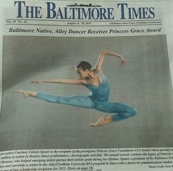 The Baltimore Times