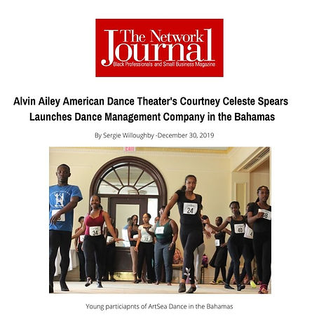 Alvin Ailey American Dance Theater's Cou