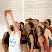 Isabella Boylston with our Students!