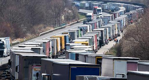 Nemačka: Prevoznici iz drugih članica EU do 30.09.2020. mogu obavljati određene unutrašnje transport