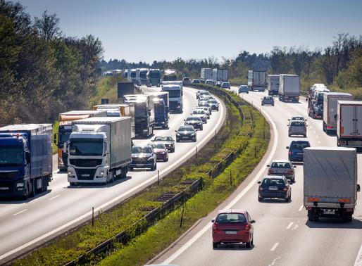Nemačka: Blagi rast aktivnosti u drumskom prevozu tereta