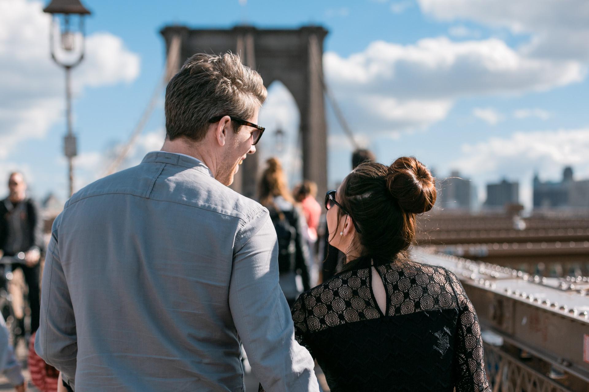 Engagement shoot NYC