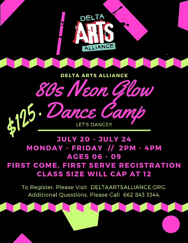 80s Neon Glow Dance Camp.png