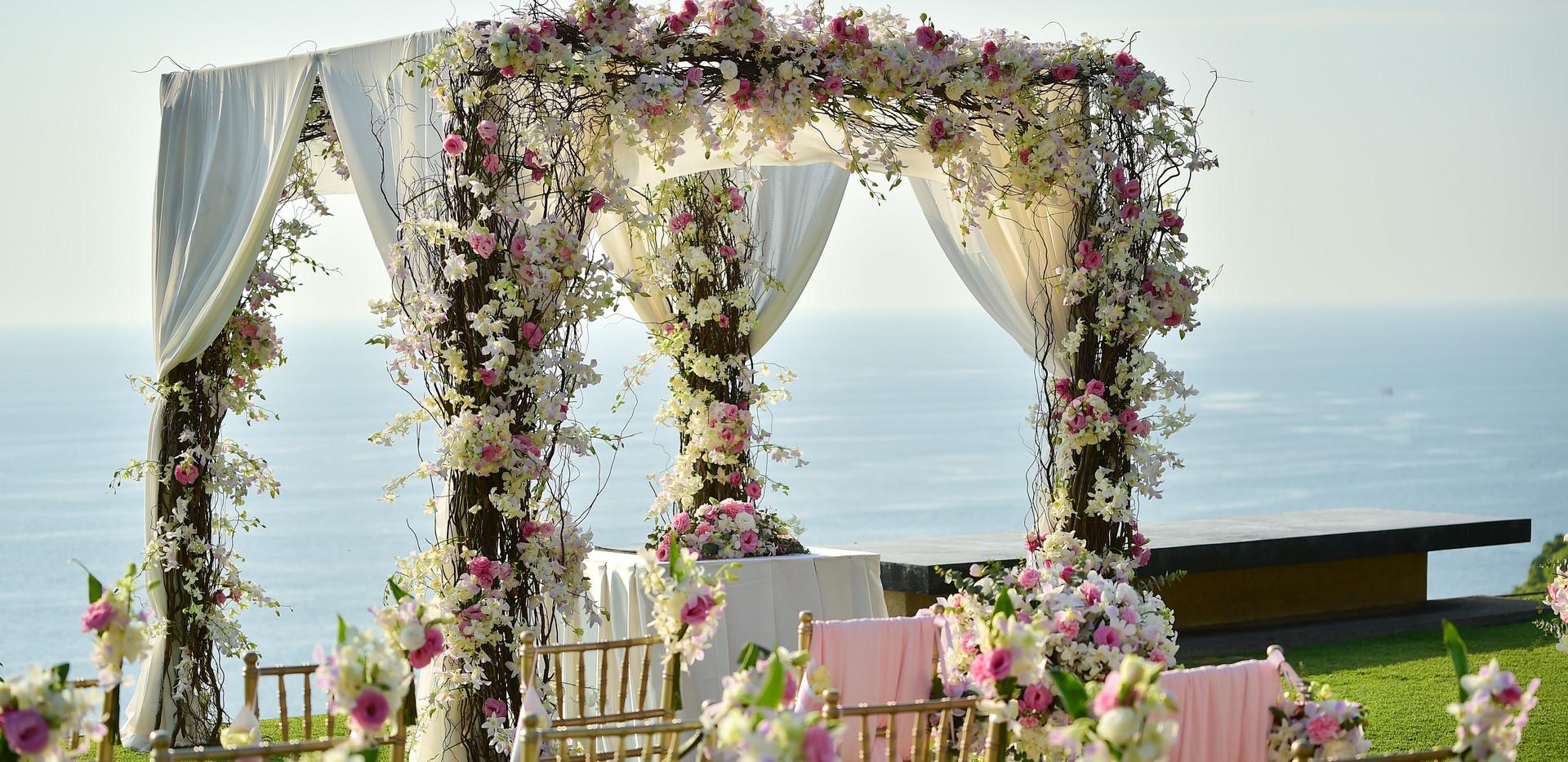 Wedding Set Up