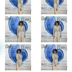 Honey & Donte' Photo Booth Pictures