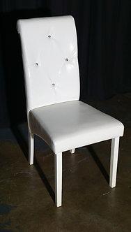 White Dimond Chair