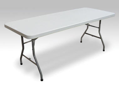Folding Rectangle Table