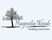 Magnolia Woods LogoWeddings and Events.p