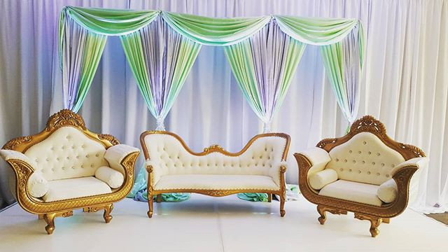Ready for walima #sseventservices