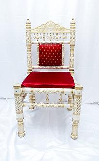 Sankheda Bride and Groom Chair 2