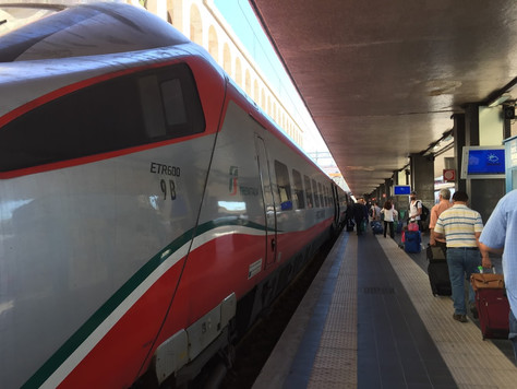 7 Things You Should Know About Traveling by Train in Italy