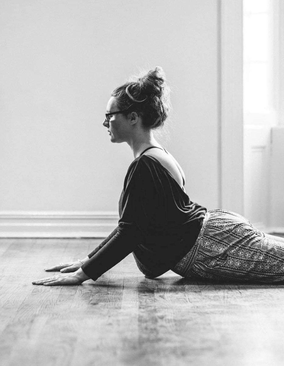 ONLINE - Hatha Yoga