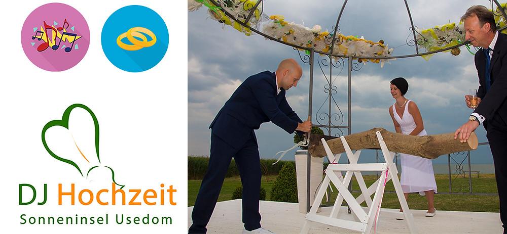 DJ auf Usedom, Hochzeits-DJ Usedom , Hochzeit auf Usedom