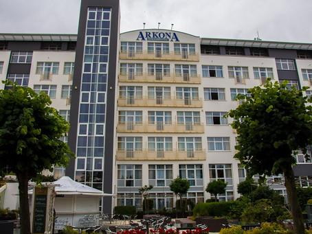 Arkona Strandhotel Binz Rügen
