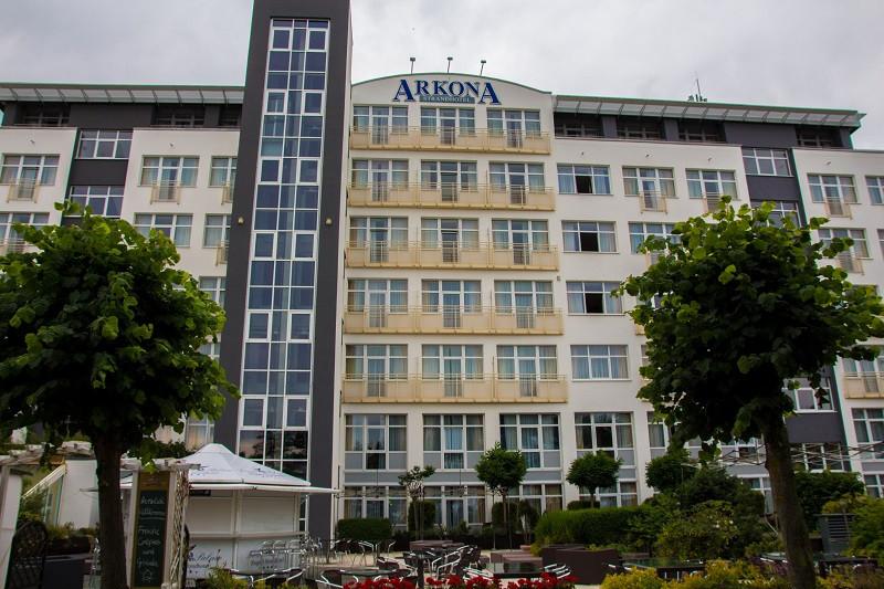 DJ Rügen Hochzeit Arkona Strandhotel Binz
