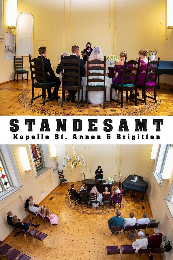 Heiraten in Stralsund, standesamtliche T