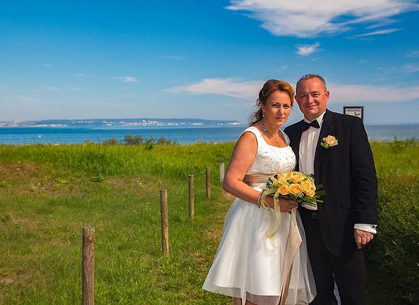 Heiraen in Binz Hochzeit Rettungsturm Binz auf Rügen, Hochzeitsfotograf gesucht