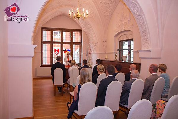 Hochzeitsfotograf Stralsund, heiraten in