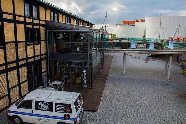 Kron-lastadie | 18439 Stralsund | DJ Fischer Spezial