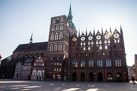 Heiraten in Stralsund, Standesamt Rathaus