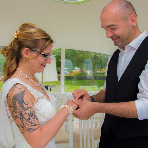 Hochzeitsfotograf gesucht, heiraten in Binz