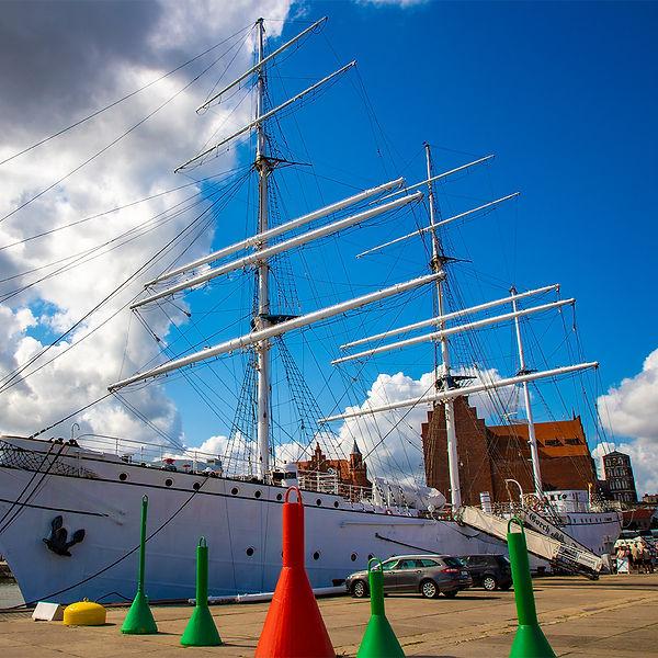 heiraten in stralsund, fotograf hochzeit stralsund, heiraten auf Segelschiff in Stralsund