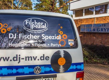 Bewertung als DJ auf Rügen