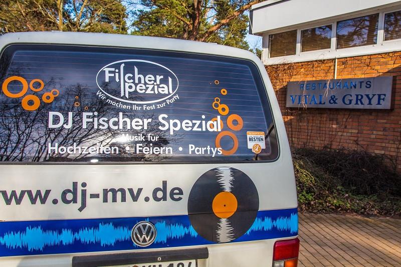 DJ Binz, Geburtstag feiern auf Rügen