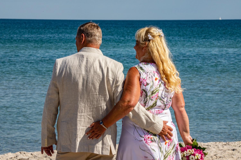 Fotograf Zingst für Hochzeit am Strand