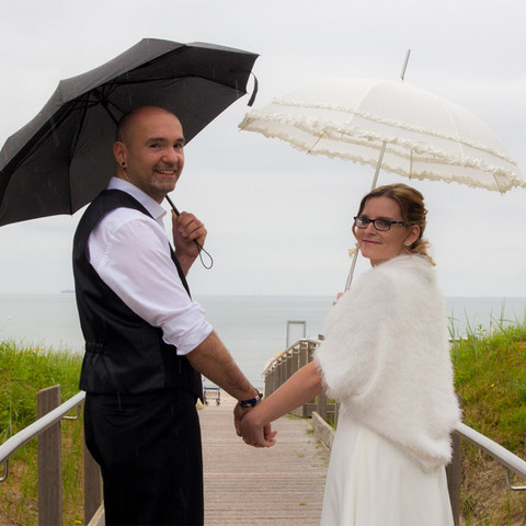Heiraten in Binz, günstiger Fotograf für Hochzeit