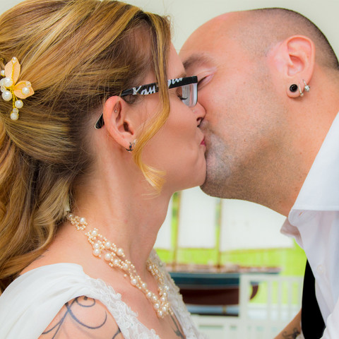 Heiraten an der Ostsee in Binz auf Rügen