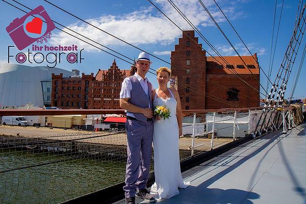 Hochzeit Stralsund - Hansestadt Stralsun