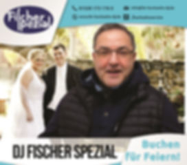 Mobile Disco Fischer Spezial Stralsund