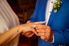 Heiraten in Stralsund, Ringwechsel