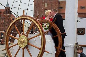 Hochzeitsfotograf Karl-Heinz Fischer in Stralsund