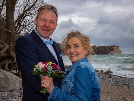 Hochzeitsfotograf Kap Arkona - heiraten Standesamt Schinkelturm