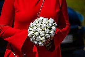 Brautstrauß, heiraten im leuchtturm, kap