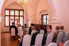 Heiraten in Stralsund, Trauraum Standesamt Rathaus