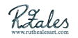 Ruth Eales Art Logo