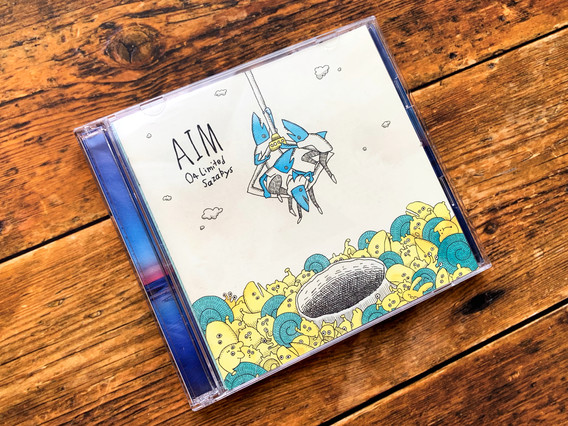 04 Limited Sazabys 『AIM』