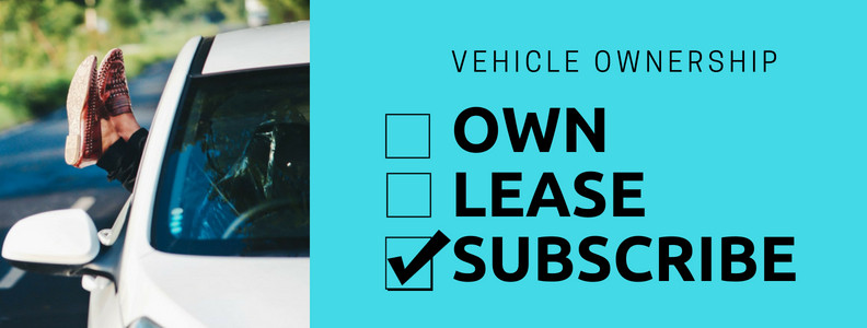 Vehicle subscription model