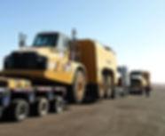 Transporte de Cargas de Proyecto