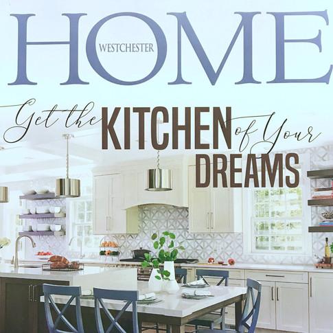Westchester Home Magazine,  Winter 2019-2020