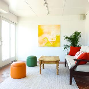 Bright Contemporary - garden room