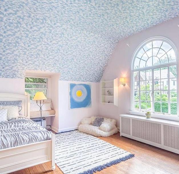 Sunlit Westchester Home - bedroom
