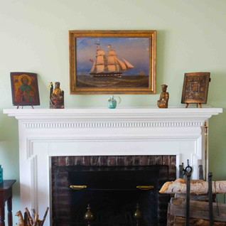 Living Room, Rye Neck, NY